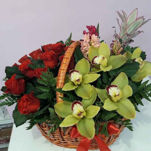 Экзотика: букеты цветов на заказ Flowwow
