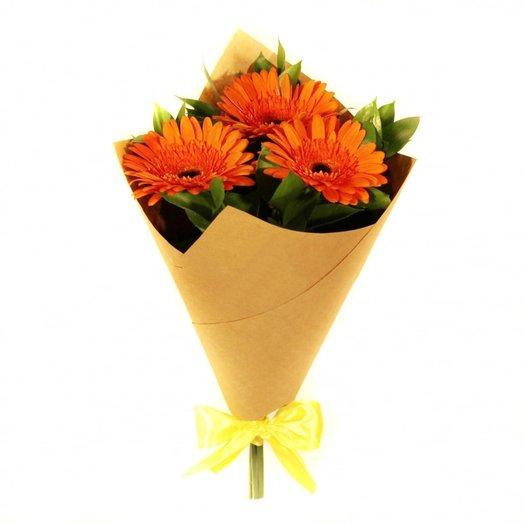 "Букет ""Маленький презент"": букеты цветов на заказ Flowwow"