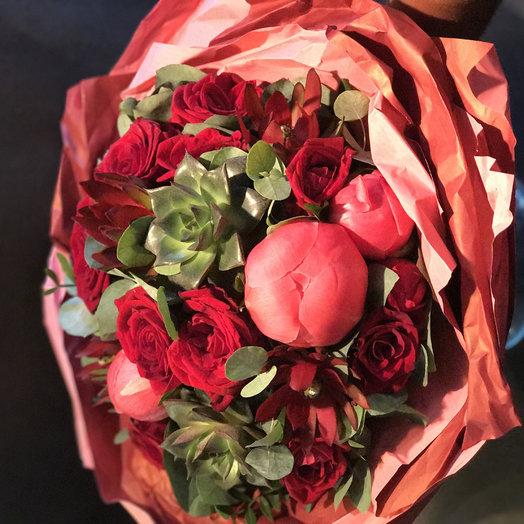 Эгзотический : букеты цветов на заказ Flowwow