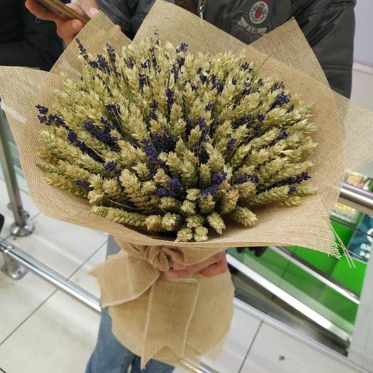 Вечерний блюз: букеты цветов на заказ Flowwow
