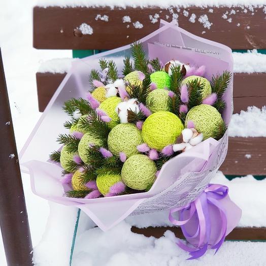 Уютный: букеты цветов на заказ Flowwow
