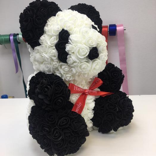 Панда: букеты цветов на заказ Flowwow