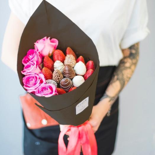 Барокко микс: букеты цветов на заказ Flowwow