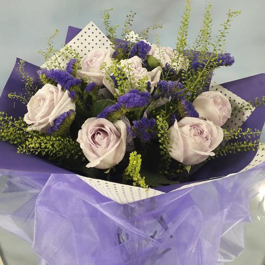 Время любить: букеты цветов на заказ Flowwow