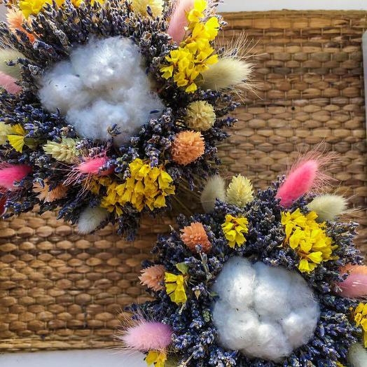 Весенняя хлопушка: букеты цветов на заказ Flowwow
