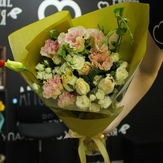 Золотко: букеты цветов на заказ Flowwow