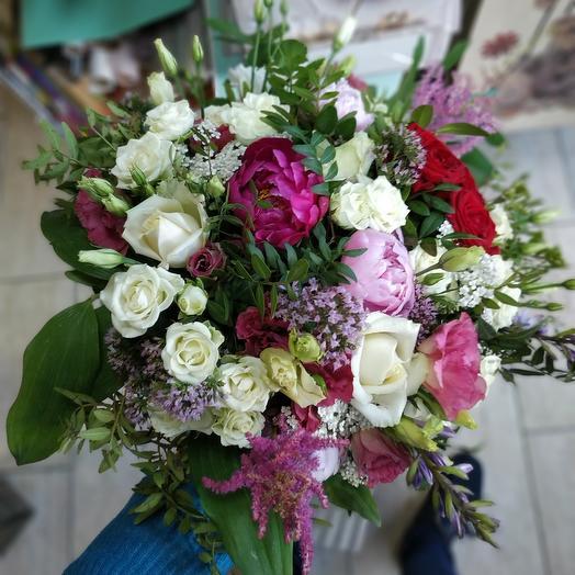 После дождя: букеты цветов на заказ Flowwow