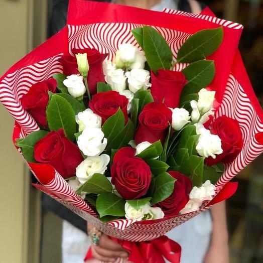 Букет классика: букеты цветов на заказ Flowwow