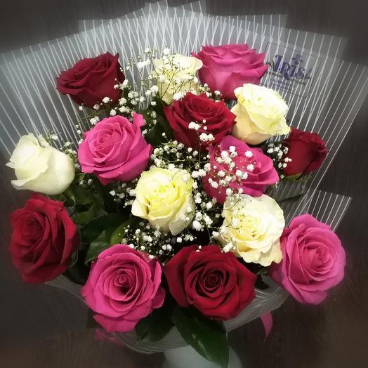 Букет (розы)