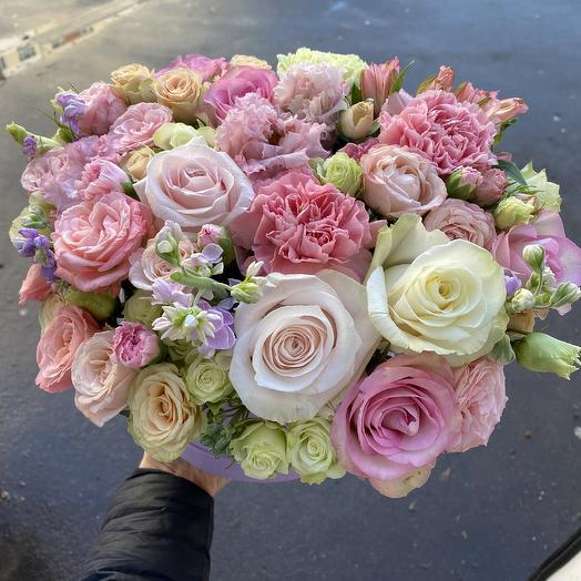 Цветочное поле ️: букеты цветов на заказ Flowwow