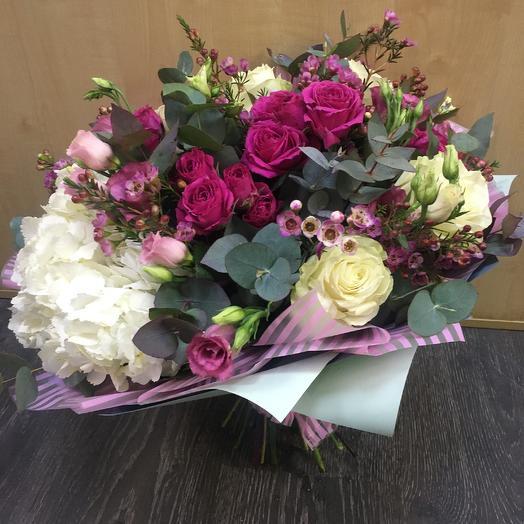Букет Роскошный: букеты цветов на заказ Flowwow