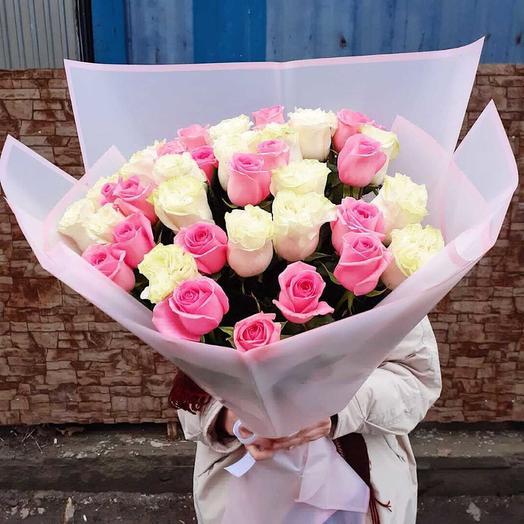 Пенелопа: букеты цветов на заказ Flowwow