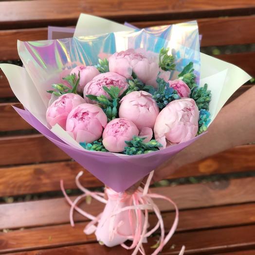 Весенняя коллекция: букеты цветов на заказ Flowwow