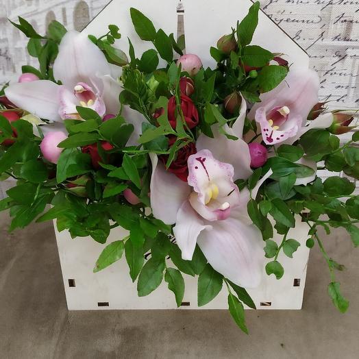 Приятная новость: букеты цветов на заказ Flowwow