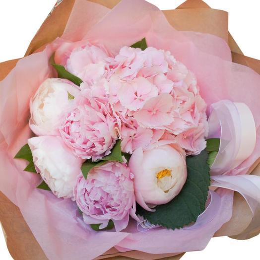 Букет «Каприз»: букеты цветов на заказ Flowwow
