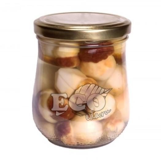 Солёные грибы Солёные белые «Элитные», 500 г