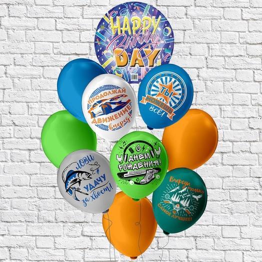 Набор из шаров Happy Day