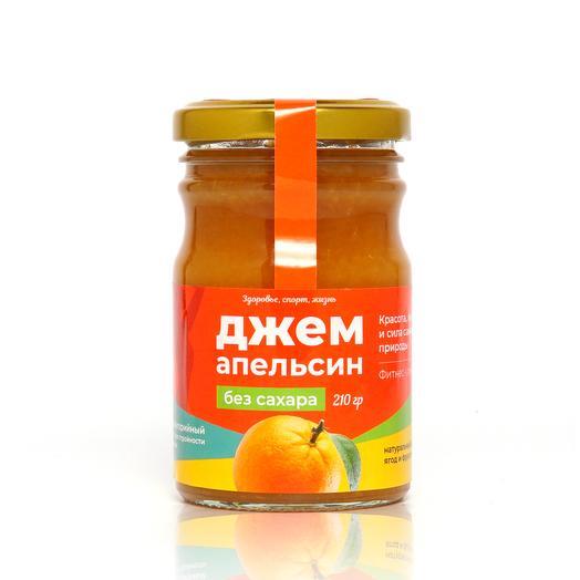 Джем «Апельсин» без сахара