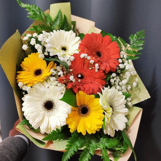 Букет Bouquet of Gerberas