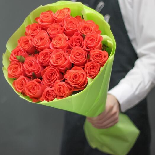 Букет роз «Витамин C»
