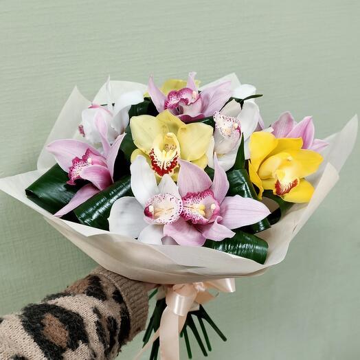 Аромат орхидей