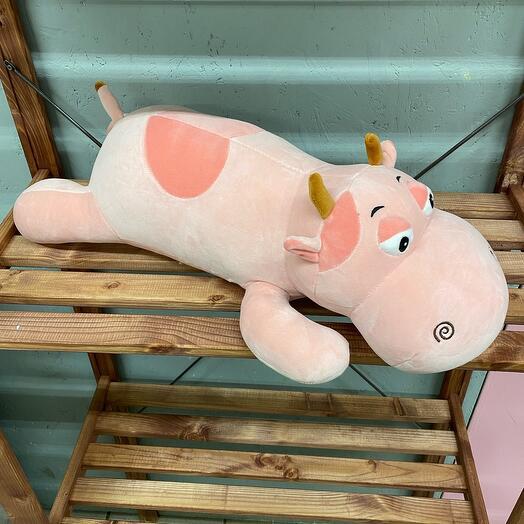 Игрушка- подушка 🐮