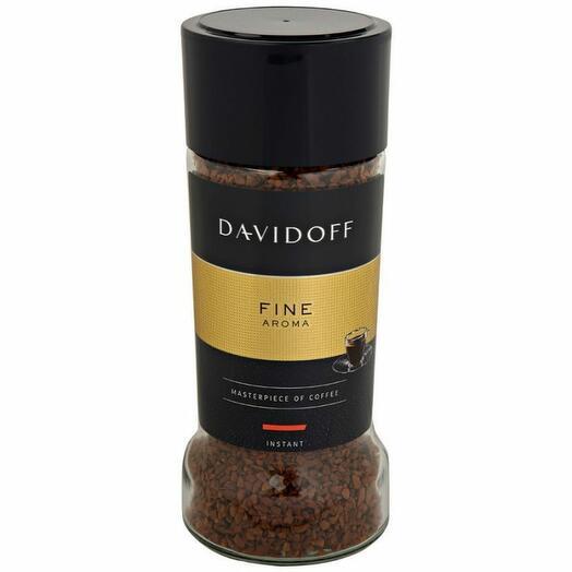 Кофе растворимый  DAVIDOFF FINE AROMA 100 гр