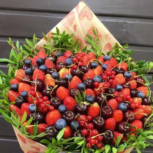 Конвертик ягод