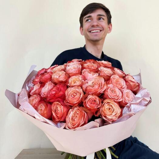 Букет из розы Kahala