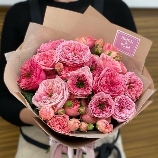 Розовые сады