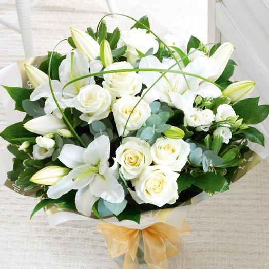 Букет № 95 Шепс: букеты цветов на заказ Flowwow