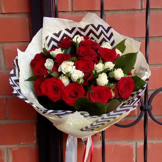 Филадельфия: букеты цветов на заказ Flowwow