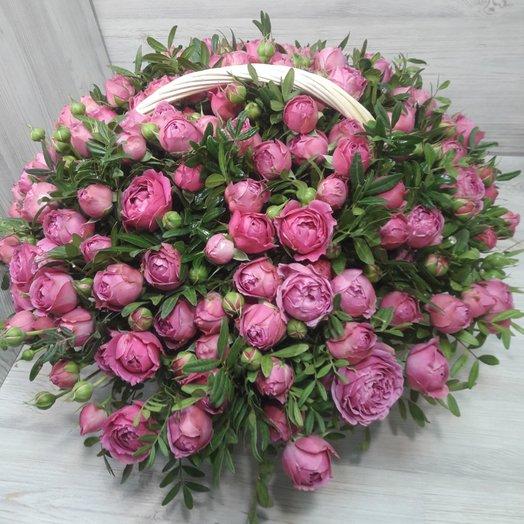 Ваше Величество Мисти Баблс: букеты цветов на заказ Flowwow