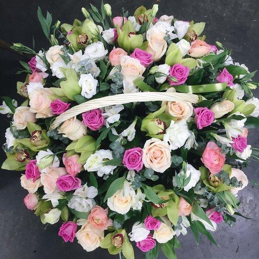 Апрельская свежесть: букеты цветов на заказ Flowwow
