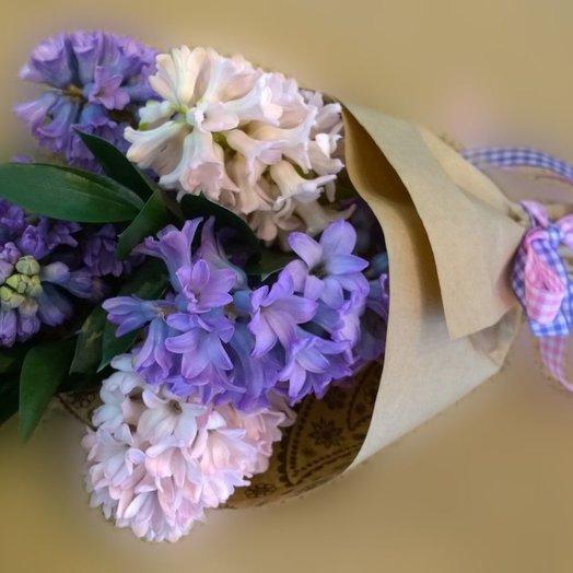 Благоухание: букеты цветов на заказ Flowwow