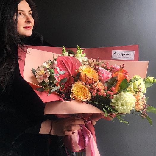 Яркие сны: букеты цветов на заказ Flowwow