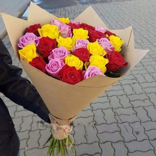 Микс рай: букеты цветов на заказ Flowwow