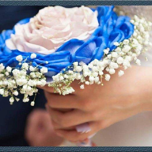 Розамелия: букеты цветов на заказ Flowwow