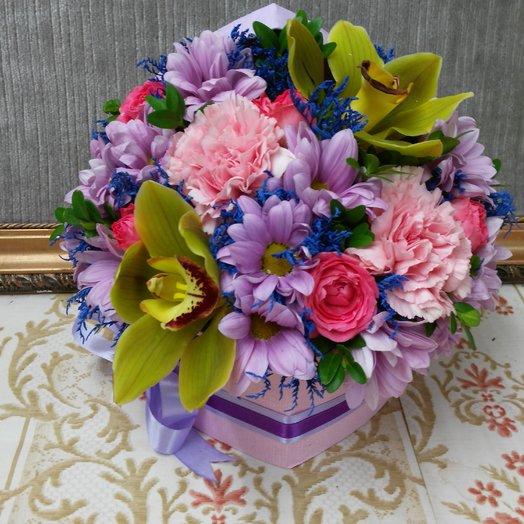 Арагон: букеты цветов на заказ Flowwow