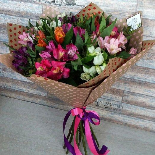 Сборный букет 8: букеты цветов на заказ Flowwow