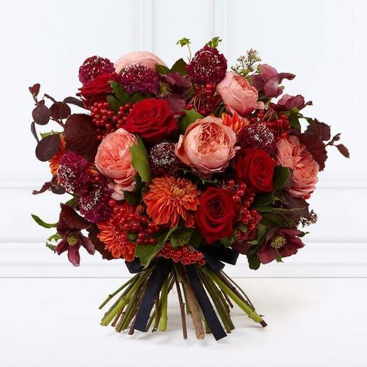 Букет номер двадцать девять: букеты цветов на заказ Flowwow