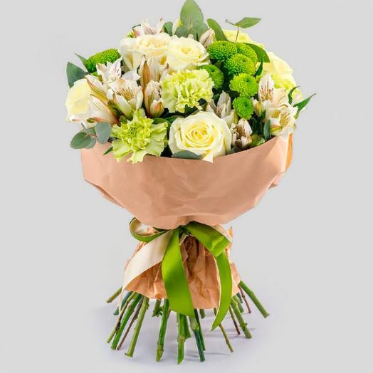 Жасмин: букеты цветов на заказ Flowwow