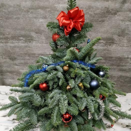 Новогодняя елка: букеты цветов на заказ Flowwow
