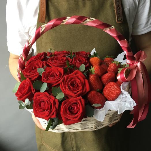 Вкус лета: букеты цветов на заказ Flowwow