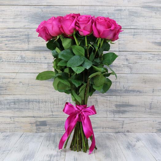 7 розовых: букеты цветов на заказ Flowwow