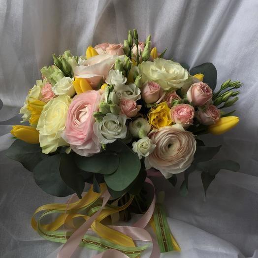 Фея лесов: букеты цветов на заказ Flowwow