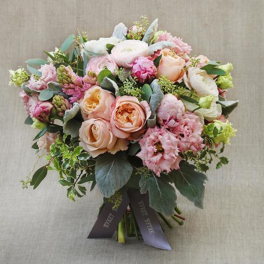"""Большой букет """"Афродита"""": букеты цветов на заказ Flowwow"""