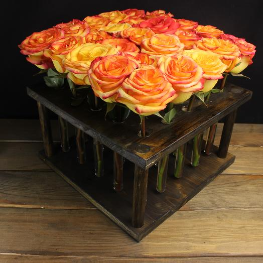 Заказать букет роз в вологде