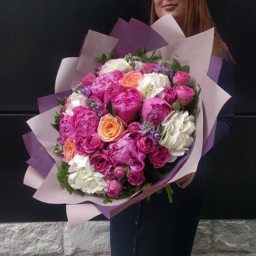 Stay with me: букеты цветов на заказ Flowwow