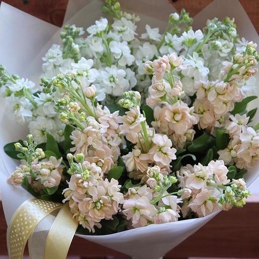Душистая маттиола: букеты цветов на заказ Flowwow